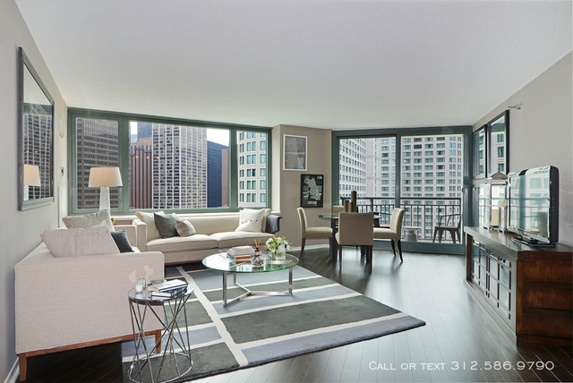 2 Bedrooms, Streeterville Rental in Chicago, IL for $2,842 - Photo 1
