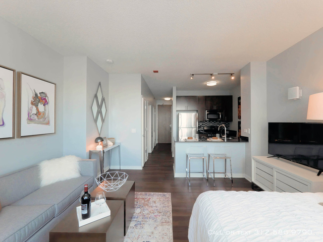 1 Bedroom, Greektown Rental in Chicago, IL for $2,647 - Photo 2