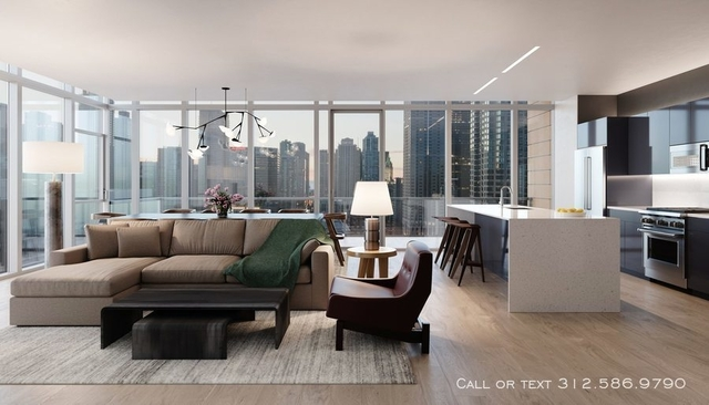 3 Bedrooms, River North Rental in Chicago, IL for $5,248 - Photo 2