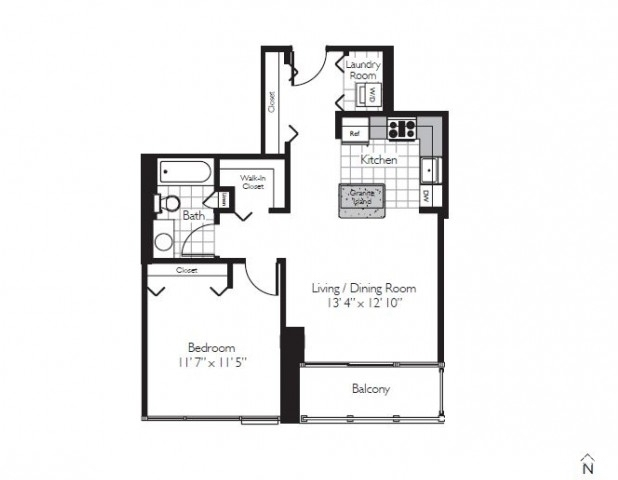 2 Bedrooms, Old Town Rental in Chicago, IL for $3,910 - Photo 2