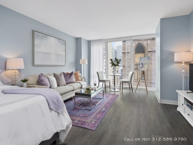 Studio, The Loop Rental in Chicago, IL for $2,052 - Photo 1