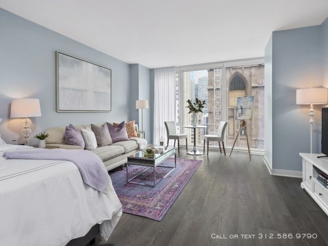 Studio, The Loop Rental in Chicago, IL for $2,112 - Photo 1