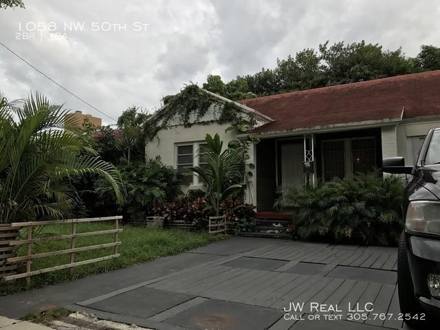 2 Bedrooms, Seventh Avenue Park Rental in Miami, FL for $1,600 - Photo 1