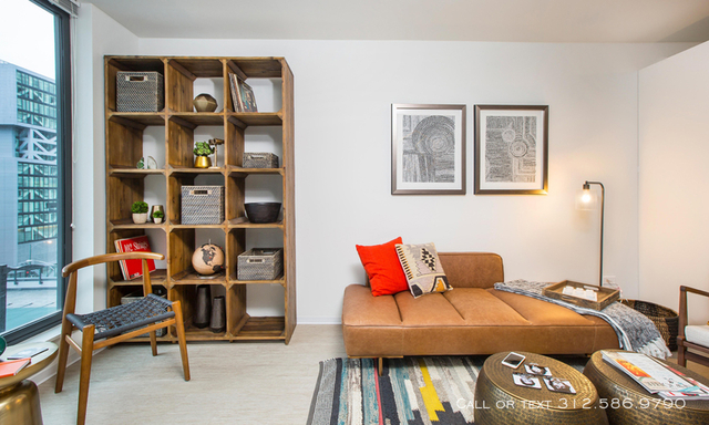 2 Bedrooms, River North Rental in Chicago, IL for $2,707 - Photo 2