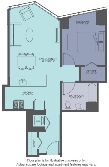 1 Bedroom, Gold Coast Rental in Chicago, IL for $2,405 - Photo 1