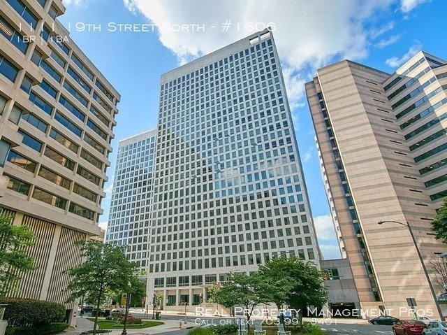 1 Bedroom, North Rosslyn Rental in Washington, DC for $3,300 - Photo 1