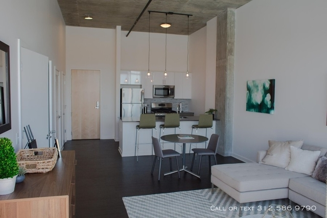 1 Bedroom, Fulton River District Rental in Chicago, IL for $2,195 - Photo 1