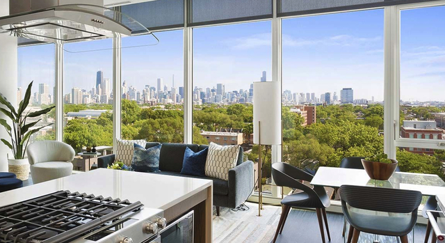 1 Bedroom, Wrightwood Rental in Chicago, IL for $2,560 - Photo 1