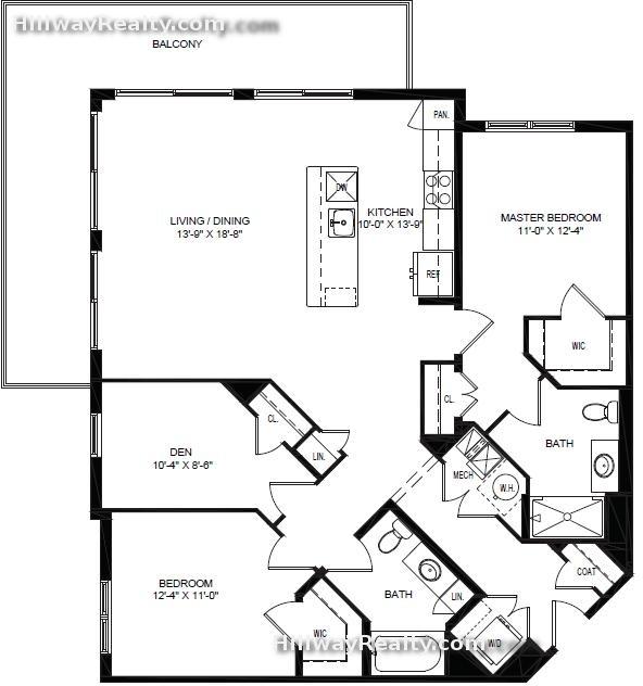 2 Bedrooms, Central Maverick Square - Paris Street Rental in Boston, MA for $6,545 - Photo 1
