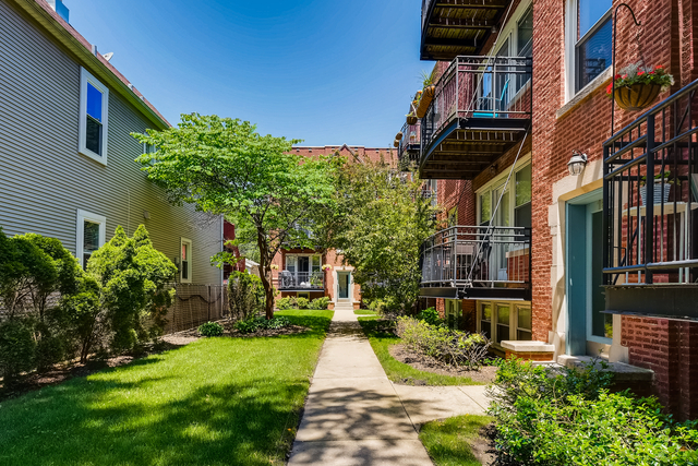 1 Bedroom, Roscoe Village Rental in Chicago, IL for $1,595 - Photo 1