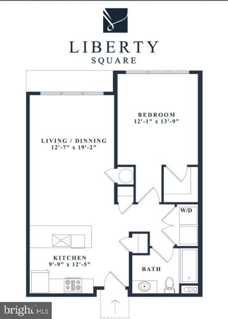 1 Bedroom, Northern Liberties - Fishtown Rental in Philadelphia, PA for $1,945 - Photo 2