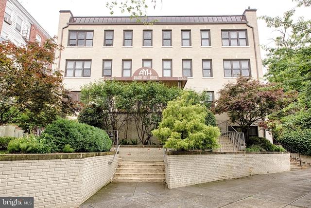 Studio, Lanier Heights Rental in Washington, DC for $1,600 - Photo 1