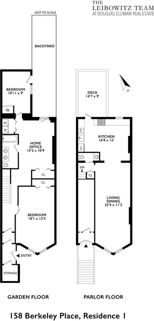 2 Bedrooms, North Slope Rental in NYC for $5,995 - Photo 2