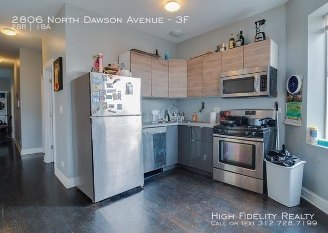 2 Bedrooms, Logan Square Rental in Chicago, IL for $1,900 - Photo 2