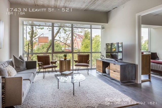 1 Bedroom, Bucktown Rental in Chicago, IL for $2,770 - Photo 1