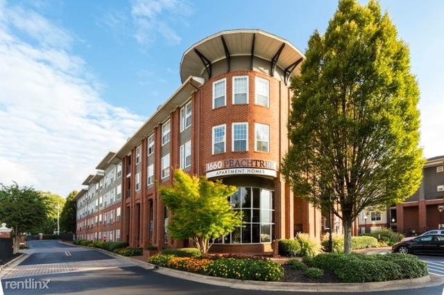 1 Bedroom, Midtown Rental in Atlanta, GA for $2,269 - Photo 1