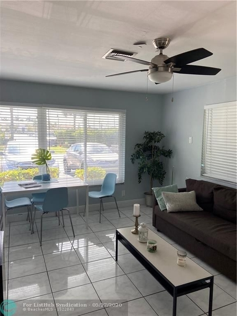 1 Bedroom, Lauderdale-by-the-Sea Rental in Miami, FL for $1,500 - Photo 2