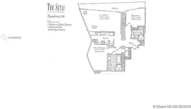 2 Bedrooms, City Center Rental in Miami, FL for $22,500 - Photo 2