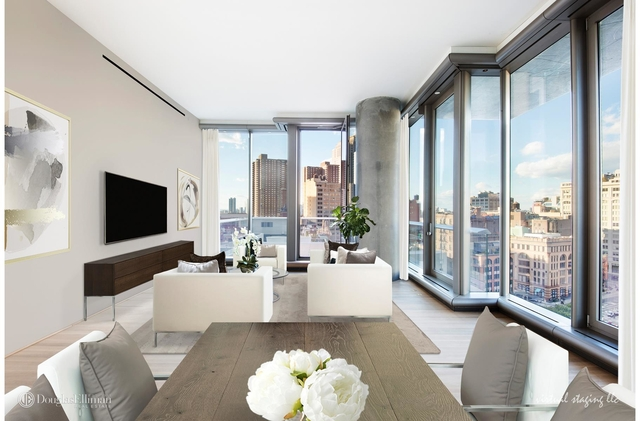 2 Bedrooms, Tribeca Rental in NYC for $14,500 - Photo 1