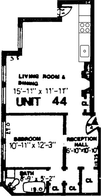 1 Bedroom, Neighborhood Nine Rental in Boston, MA for $2,450 - Photo 2