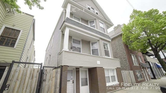 3 Bedrooms, Horner Park Rental in Chicago, IL for $1,650 - Photo 1
