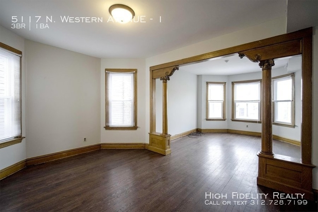 3 Bedrooms, Horner Park Rental in Chicago, IL for $1,650 - Photo 2