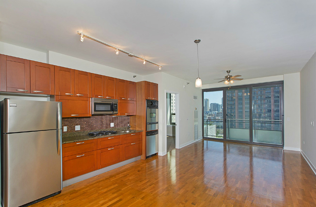 1 Bedroom, Fulton River District Rental in Chicago, IL for $2,121 - Photo 2