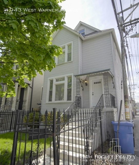 2 Bedrooms, North Center Rental in Chicago, IL for $2,075 - Photo 1