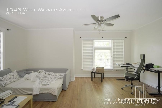 2 Bedrooms, North Center Rental in Chicago, IL for $2,075 - Photo 2