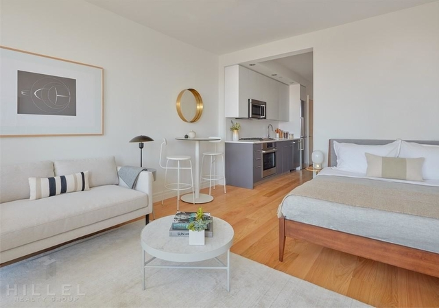 Studio, Williamsburg Rental in NYC for $3,282 - Photo 1