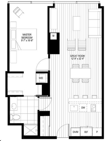 1 Bedroom, Streeterville Rental in Chicago, IL for $2,295 - Photo 1