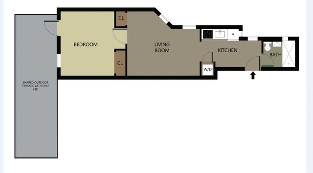 1 Bedroom, Alphabet City Rental in NYC for $2,695 - Photo 2