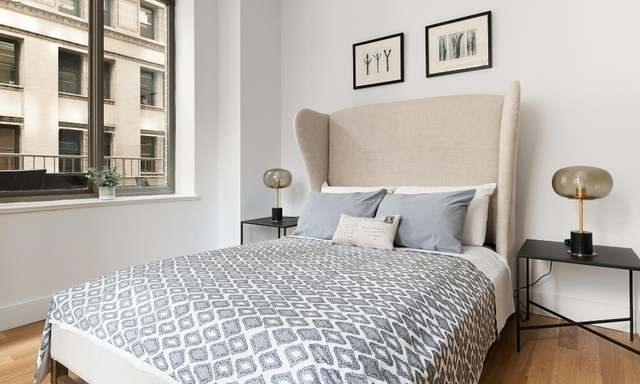 1 Bedroom, Financial District Rental in NYC for $4,996 - Photo 1
