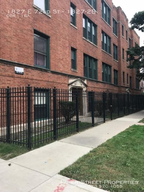 Studio, South Shore Rental in Chicago, IL for $650 - Photo 1