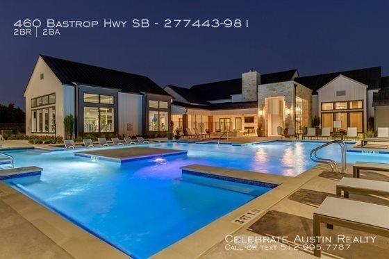 2 Bedrooms, Montropolis Rental in Austin-Round Rock Metro Area, TX for $1,820 - Photo 1