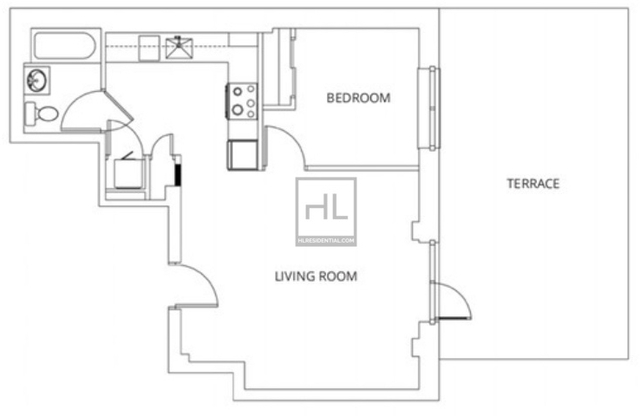 1 Bedroom, East Village Rental in NYC for $4,583 - Photo 2