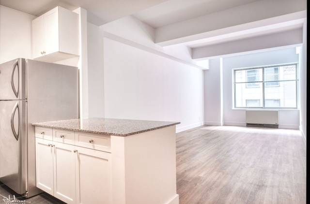 Studio, Financial District Rental in NYC for $2,838 - Photo 1