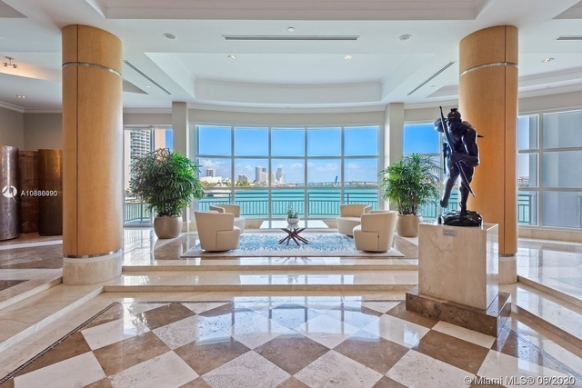 1 Bedroom, Brickell Key Rental in Miami, FL for $3,900 - Photo 1