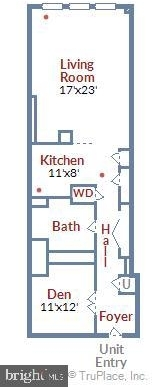 1 Bedroom, Penn Quarter Rental in Washington, DC for $2,475 - Photo 2