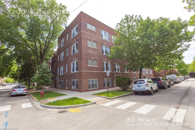 2 Bedrooms, Ukrainian Village Rental in Chicago, IL for $1,450 - Photo 1