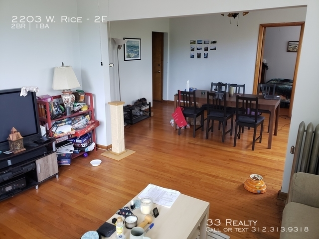 2 Bedrooms, Ukrainian Village Rental in Chicago, IL for $1,450 - Photo 2