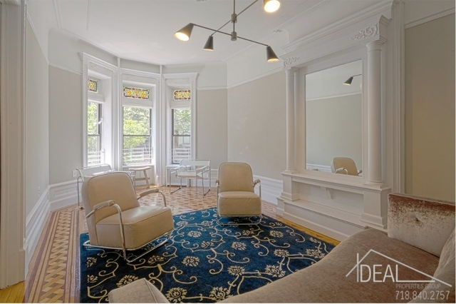 2 Bedrooms, Prospect Heights Rental in NYC for $12,000 - Photo 2