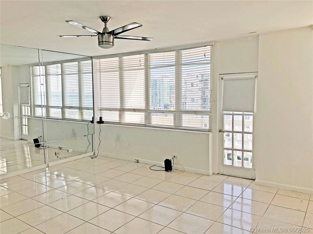 Studio, Media and Entertainment District Rental in Miami, FL for $1,300 - Photo 1