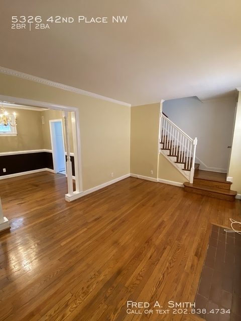 2 Bedrooms, Friendship Heights Rental in Washington, DC for $3,500 - Photo 1