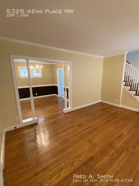 2 Bedrooms, Friendship Heights Rental in Washington, DC for $3,500 - Photo 2