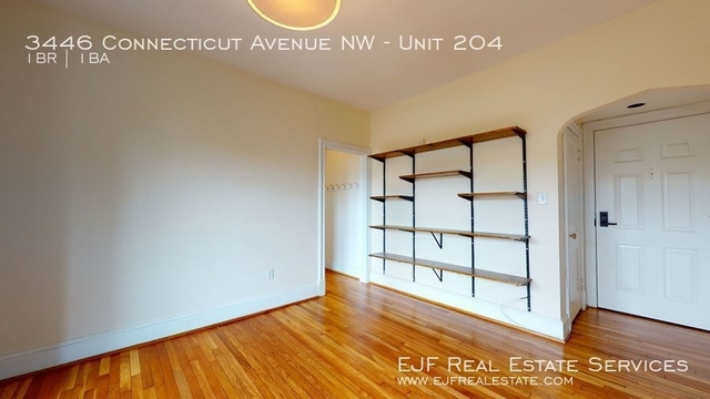 1 Bedroom, Cleveland Park Rental in Washington, DC for $1,495 - Photo 2