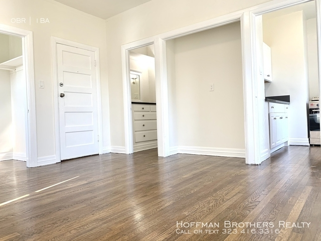 Studio, Hollywood Studio District Rental in Los Angeles, CA for $1,395 - Photo 1