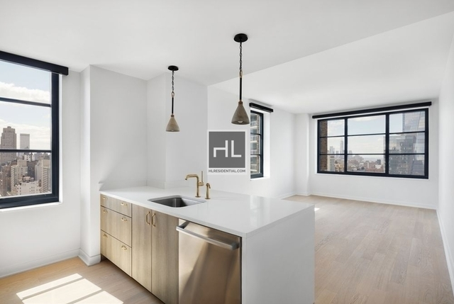 Studio, Hell's Kitchen Rental in NYC for $3,618 - Photo 1