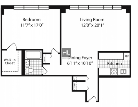 1 Bedroom, Yorkville Rental in NYC for $3,825 - Photo 2