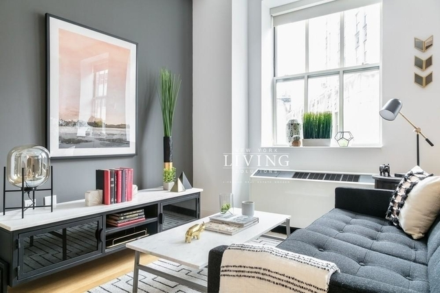 1 Bedroom, Financial District Rental in NYC for $3,021 - Photo 1
